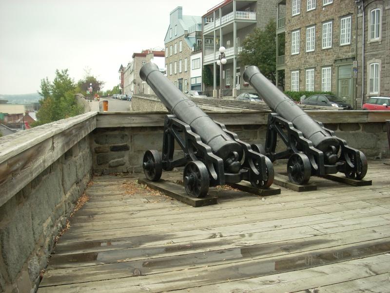 Bloomfield, 24 lbs sur affût de fonte (Québec 1775-76, ) Dscn4620