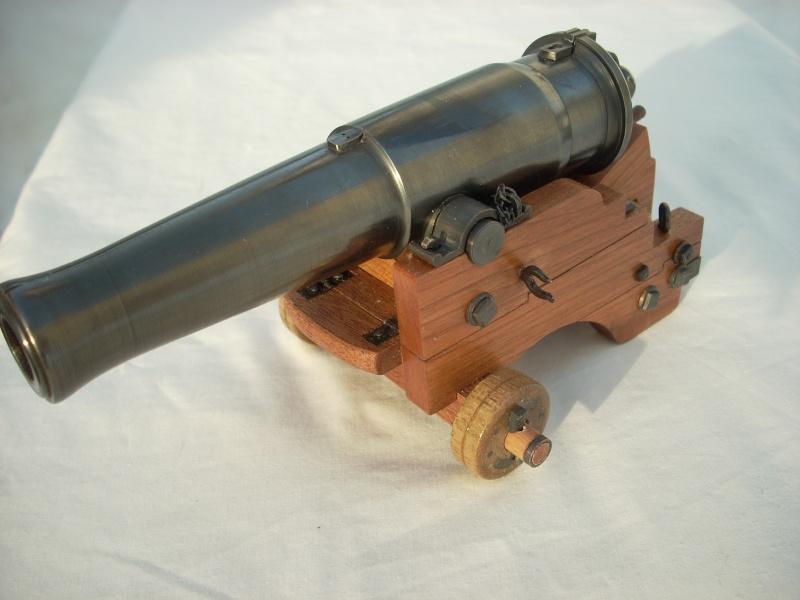 Canon-obusier à la Paixhan, modèle  1842, no 1 - Page 9 Dscn5110