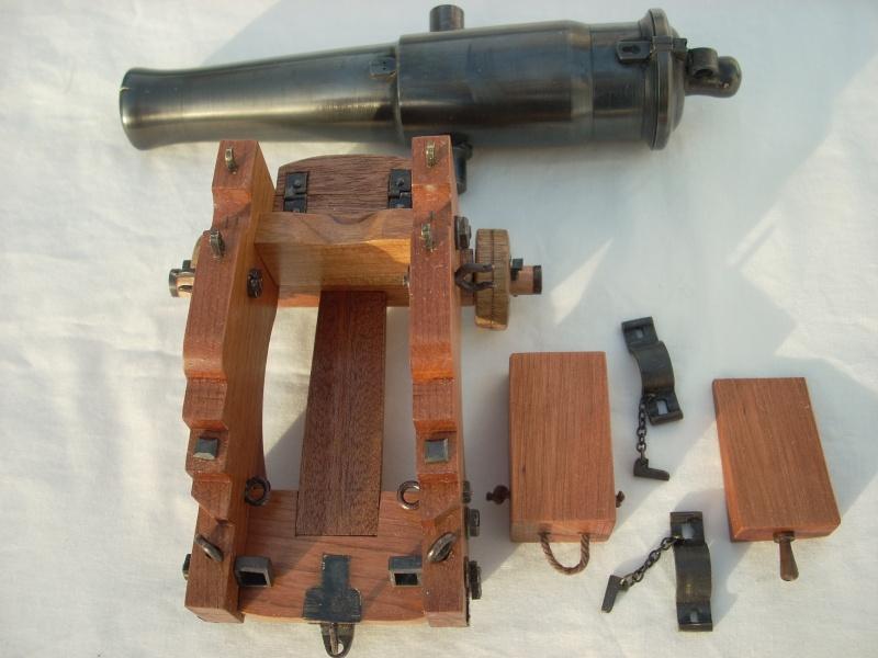 Canon-obusier à la Paixhan, modèle  1842, no 1 - Page 9 Dscn5111