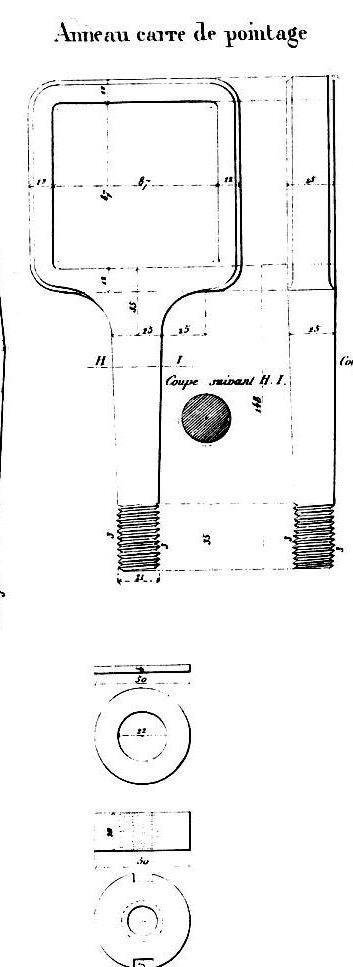 Canon-obusier à la Paixhan, modèle  1842, no 1 - Page 9 Ferrur10