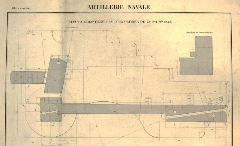 Canon-obusier à la Paixhan, modèle  1842, no 1 - Page 5 Md061010