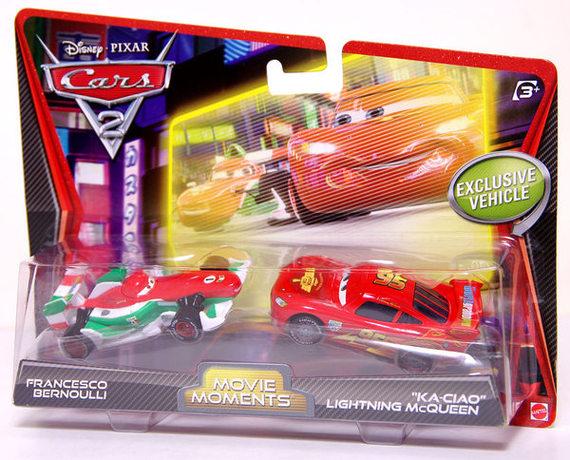 Des nouveaux Movie Moment Cars 2 Df326c11