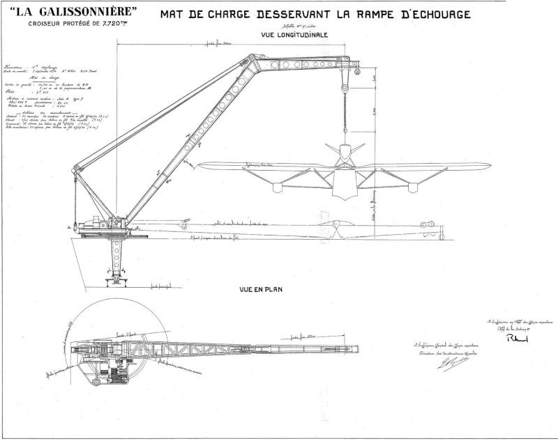 FRANCE CROISEURS LEGERS CLASSE LA GALISSONNIERE  - Page 2 Grue110
