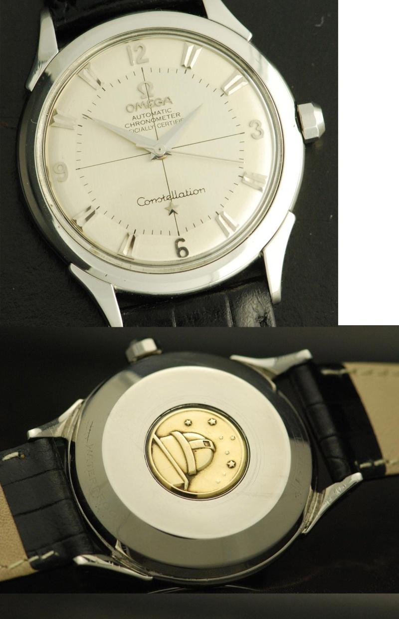 Vos avis sur les montres non Russes, vos préférences, vos choix...... Omega10