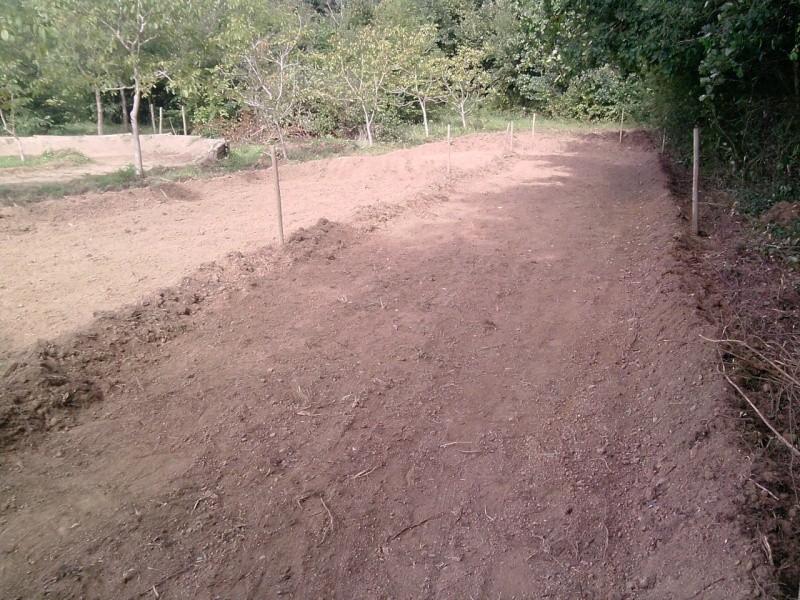 Sortie piste TT proche Ancenis 44 P2508111