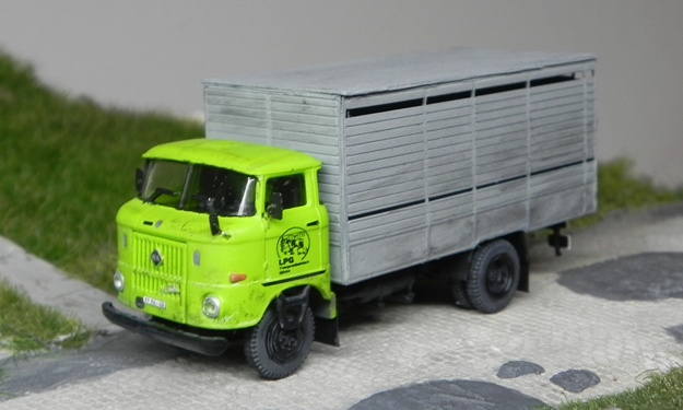 W50 Viehtransporter Forum11