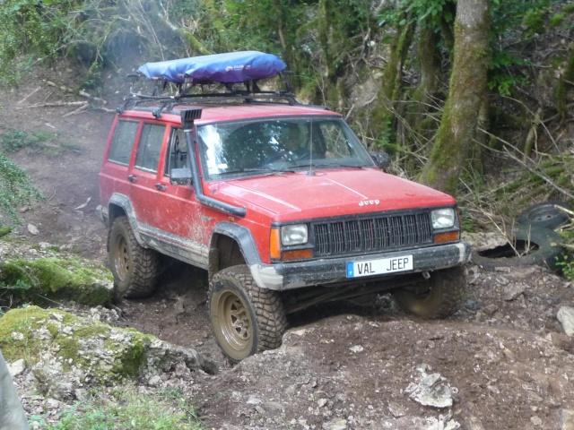 mon Jeep XJ rouge! 30785410
