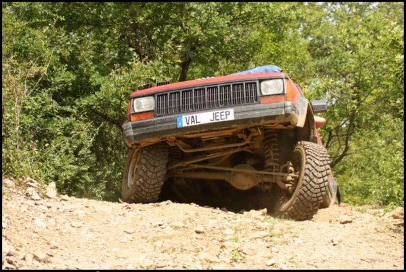 mon Jeep XJ rouge! Captur11