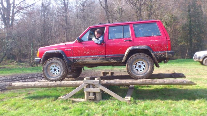 mon Jeep XJ rouge! Dsc_0620