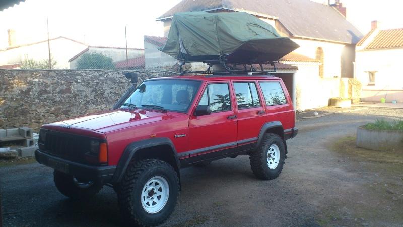mon Jeep XJ rouge! Dsc_0621