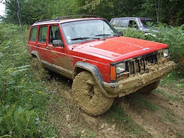 mon Jeep XJ rouge! Dscf3710