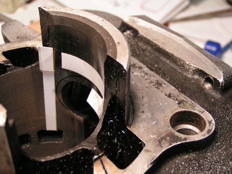 Préparation cylindre 10-tra10