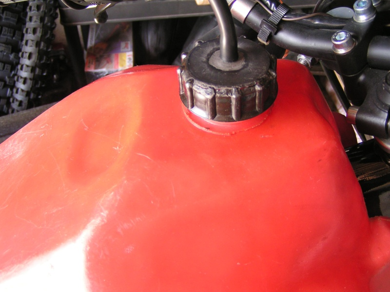 Réparation bouchon réservoir Boucho11