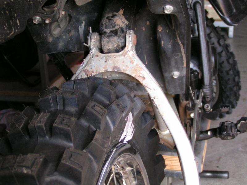 Pneu  Michelin AC10 100X100X18 sur Cantilever carré Pict0039