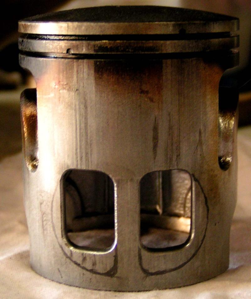 Préparation cylindre Piston11