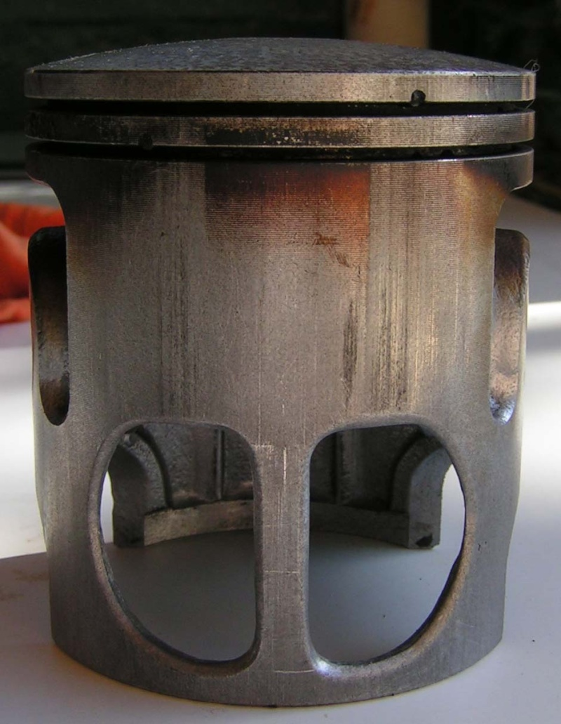 Préparation cylindre Piston12