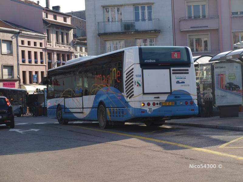 Irisbus Citélis S n° 108 - Page 3 108_610