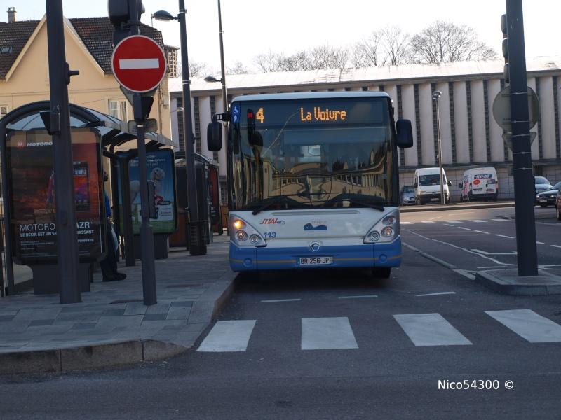 Irisbus Citélis S n° 113 11310