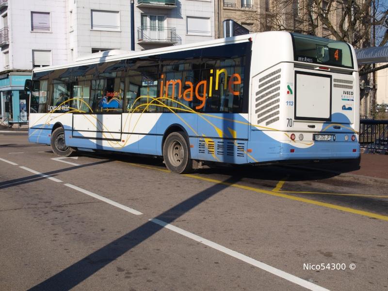 Irisbus Citélis S n° 113 113_310