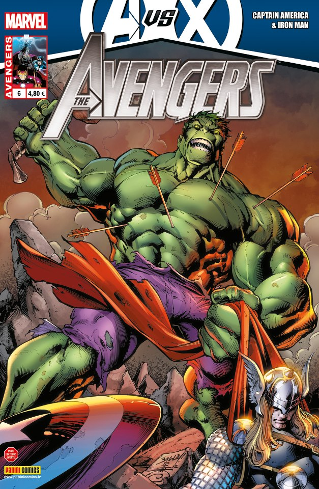 Avengers (vol.3) [Mensuel] 1028_110