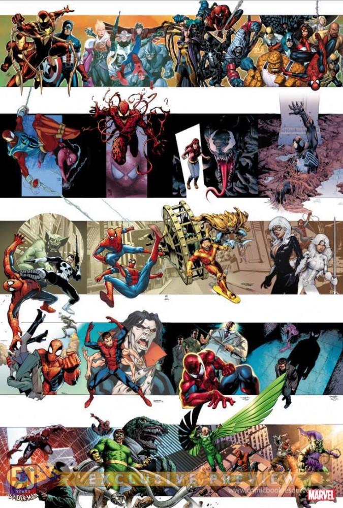 Amazing Spider-Man #692-694 [Cover]   13373710