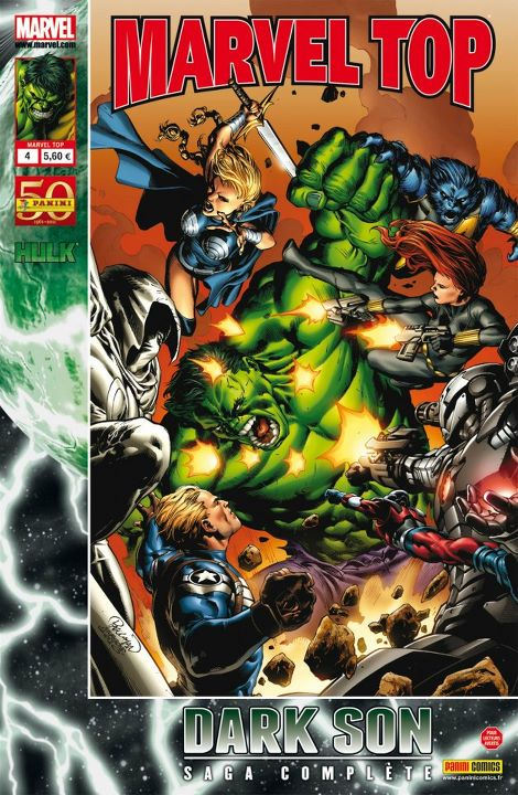 Marvel Top (vol.2) [Trimestriel] 31554410