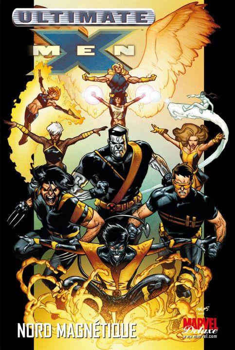 Ultimate X-Men [Marvel Deluxe] 37605710