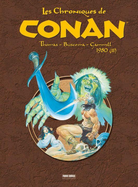 Les Chroniques de Conan [Panini] 38756410