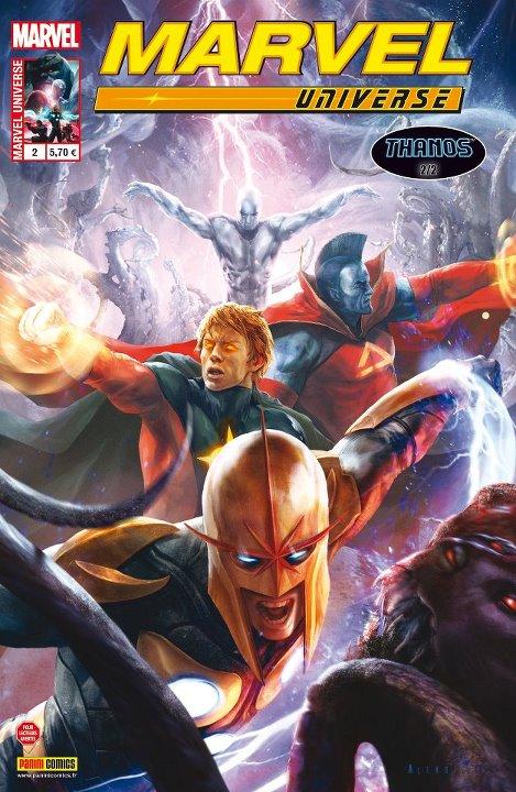 Marvel Universe (vol.2) [Bimestriel] 40176910