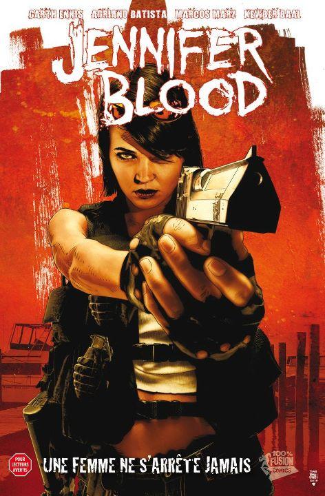 Jennifer Blood [Fusion Comics] 41856710