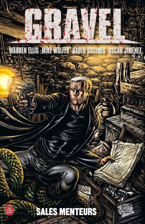 Gravel [Fusion Comics] 42713410