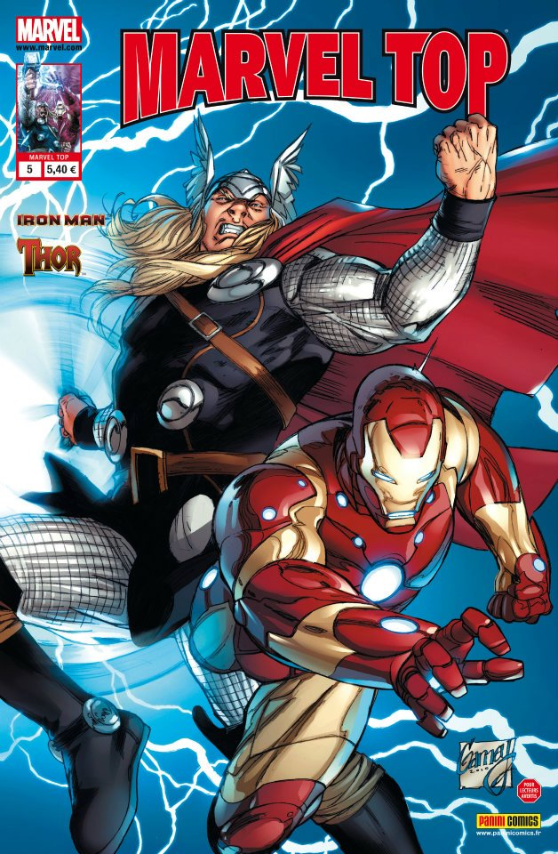 Marvel Top (vol.2) [Trimestriel] 43091211