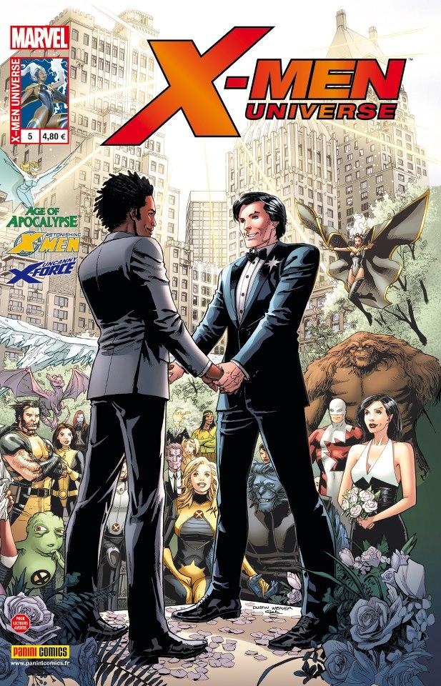 X-Men Universe (vol.3) [Mensuel] 43168410