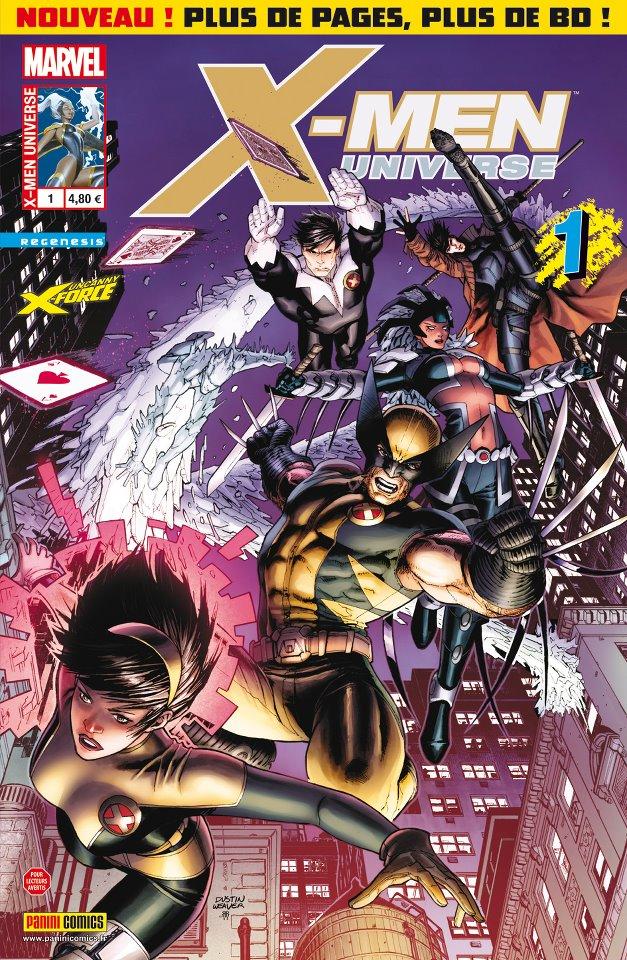 X-Men Universe (vol.3) [Mensuel] 53284410