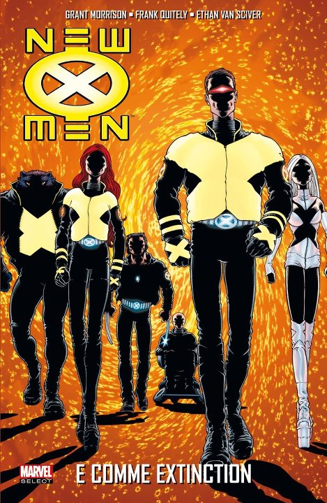 New X-Men [Marvel Deluxe/Marvel Select] - Page 3 53636910
