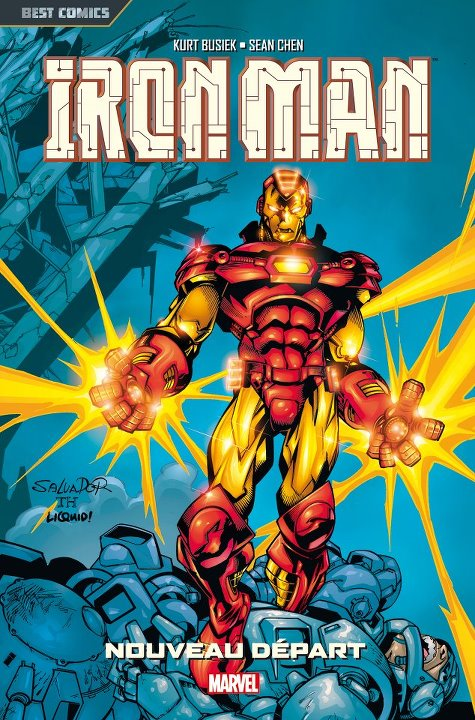 Iron Man [Best Comics] 54976910