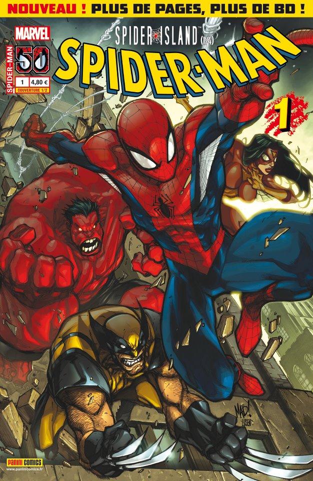 Spider-Man (vol.3) [Mensuel] 55182110