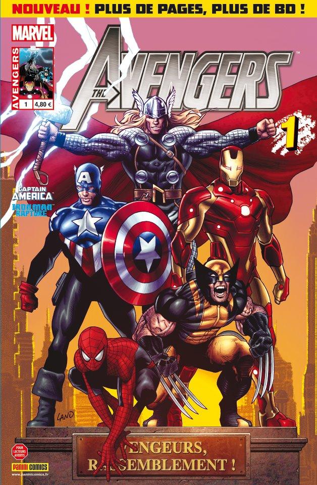 Avengers (vol.3) [Mensuel] 55483310