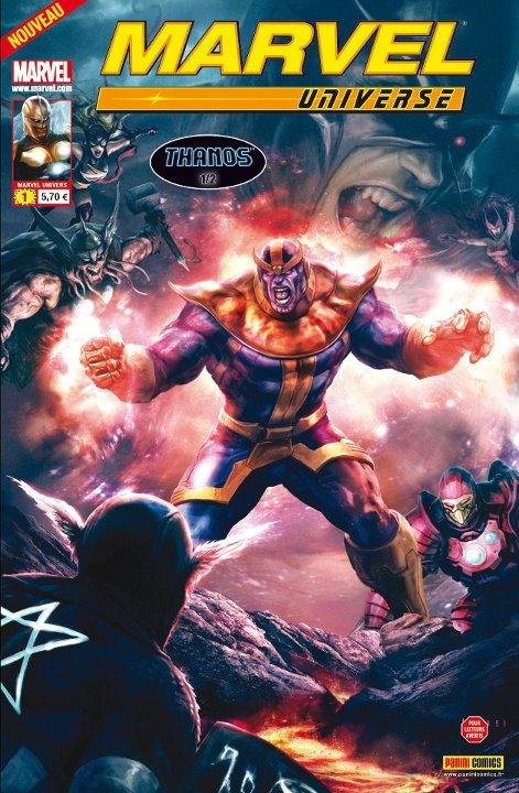 Marvel Universe (vol.2) [Bimestriel] 55741810