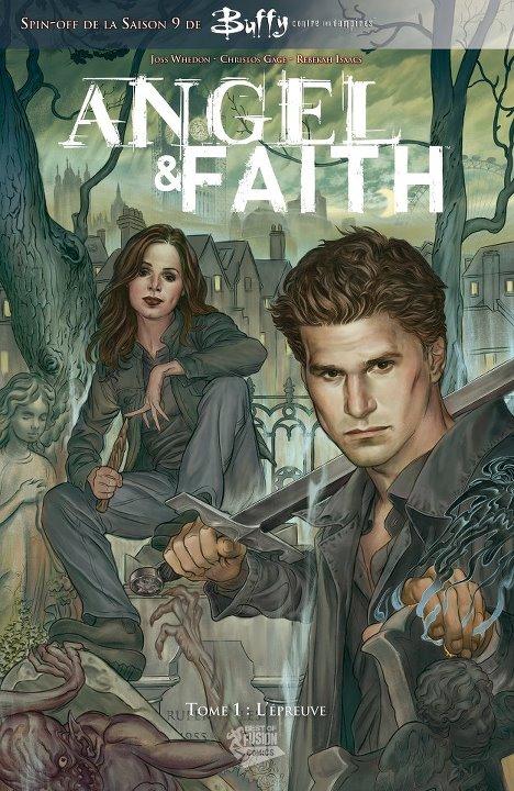 Angel & Faith [Fusion Comics] 55765310