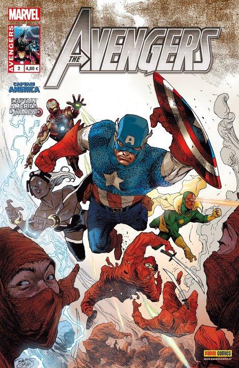 Avengers (vol.3) [Mensuel] 55824610