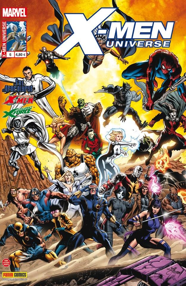 X-Men Universe (vol.3) [Mensuel] 57920010