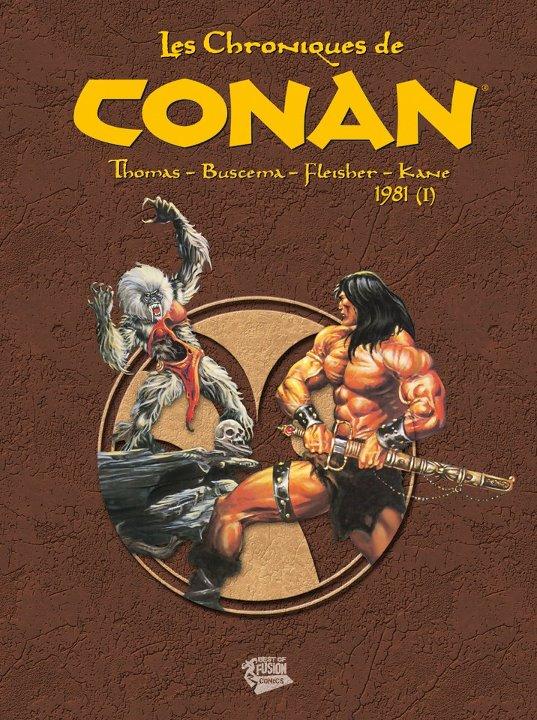 Les Chroniques de Conan [Panini] 59961410