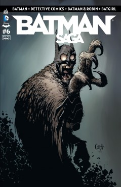 Batman Saga [Mensuel] 97823615