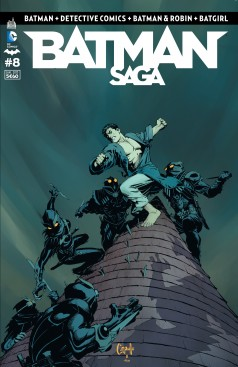Batman Saga [Mensuel] 97823616