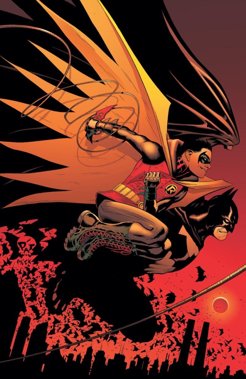 Batman & ... [Nouvelle Série] - Page 2 Bat_ro10