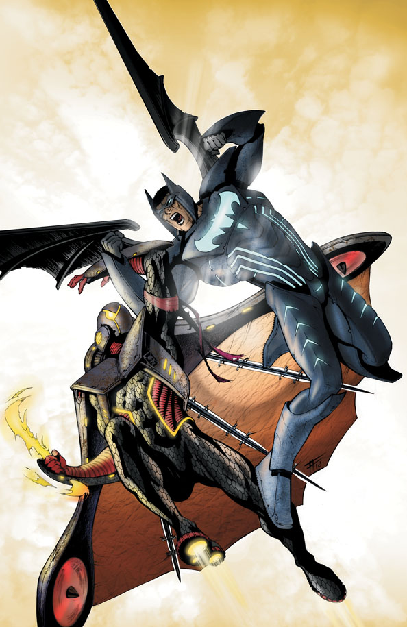 Batwing [Nouvelle Série] - Page 4 Batwin15