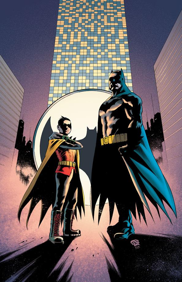 Batman & ... [Nouvelle Série] - Page 2 Bmrob_10