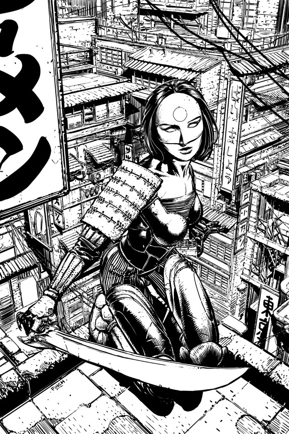 Katana [Nouvelle série] Katana10