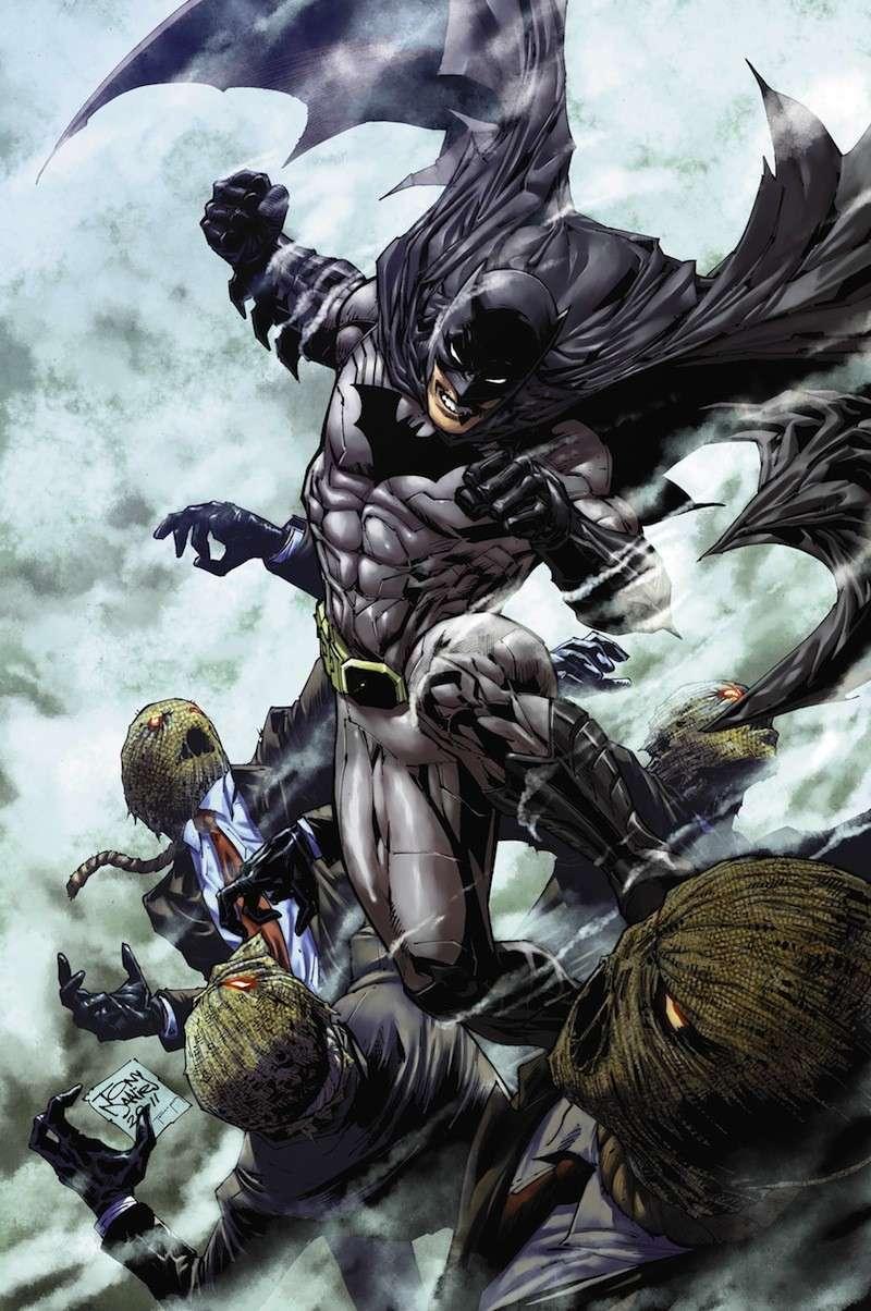 Detective Comics [Nouvelle Série] - Page 2 News_121